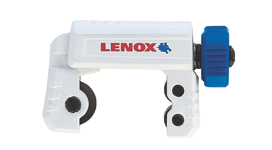 "LENOX TUBING CUTTER 21009 1/8 TO 1"" OD CAPACITY"
