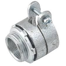 "1"" MALLEABLE SQUEEZE FLEX CONNECTOR (R2104,153M)"