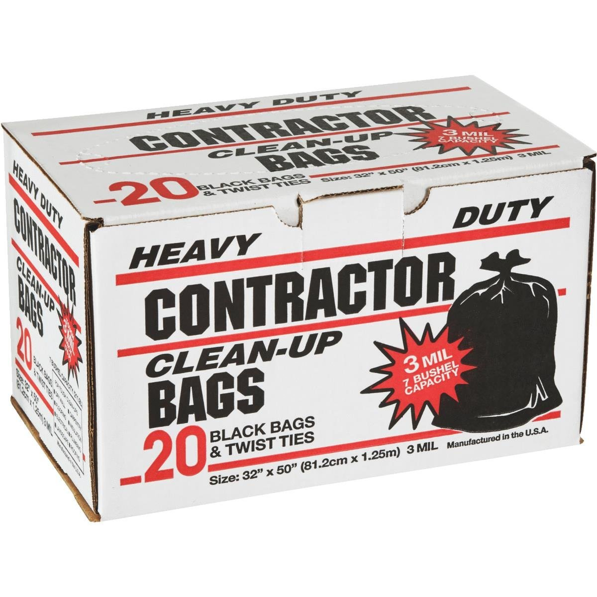 20CT CONTRACTOR BAGS