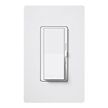 LUTRON DVWCL-153PH-WH DIMMER 1P OR 3-WAY,