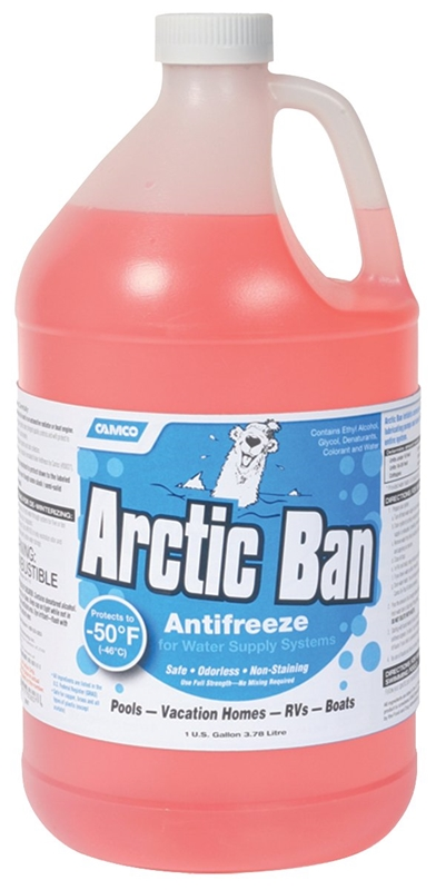 CAMCO ARTIC BAN GALLON RV ANTI FREEZE