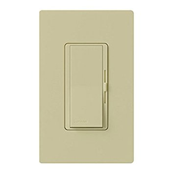 LUTRON DVWCL-153PH-IV DIMMER (LED,CFL,HALOGEN,INCAN)