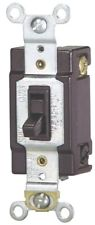 BROWN 4 WAY 15A120/277 SWITCH EAGLE 1242-7B-