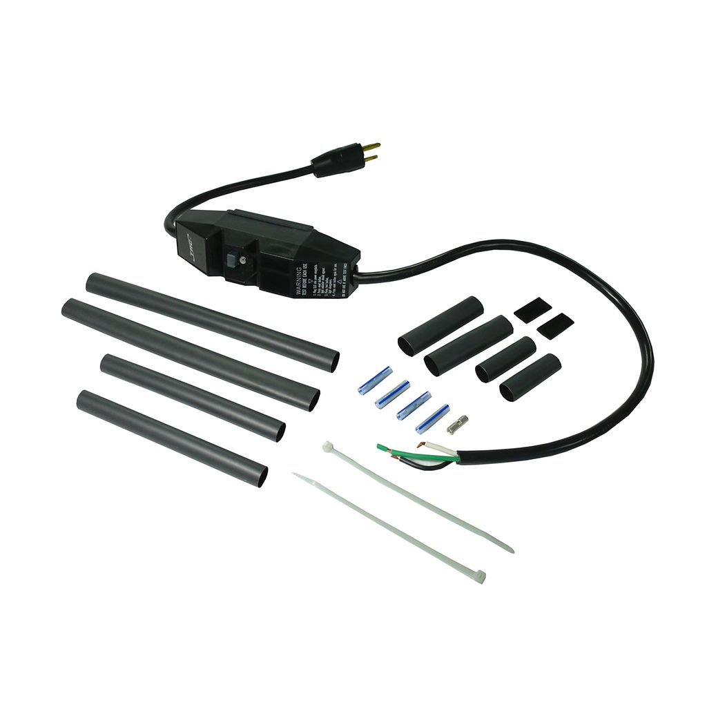 EASY HEAT SRP POWER CONN KIT FOR SR-TRACE CABLE