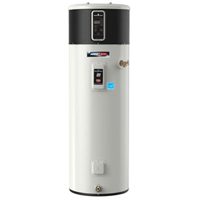 80 GALLON HEAT PUMP ELECTRIC WATER HEATER - 6 YEAR
