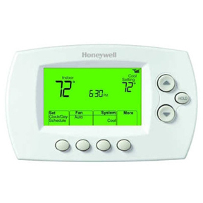 TH6320WF1005 Wi-Fi FOCUSPRO THERMOSTAT SELECTABLE 7-DAY OR