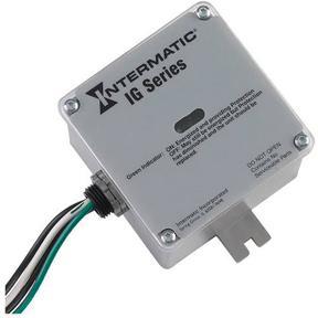 INTERMATIC IG1240RC3 120/240V WHOLE HOUSE SURGE PROTECTION