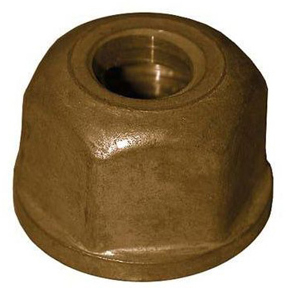 JS B10-104 1/2 IP RB BASIN NUT