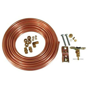 1/4 X 25' COPPER ICE MAKER KIT JS S92-030