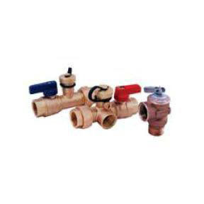 "3/4"" TANKLESS WATER HEATER VALVE KIT WITH RELIEF VALVE"