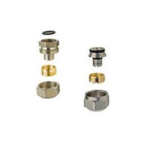 LEGEND (pkg of 2) 3/8 PEX MANIFLD CONNECTOR