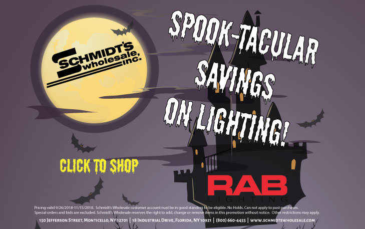 Spooktacular Lighting Special