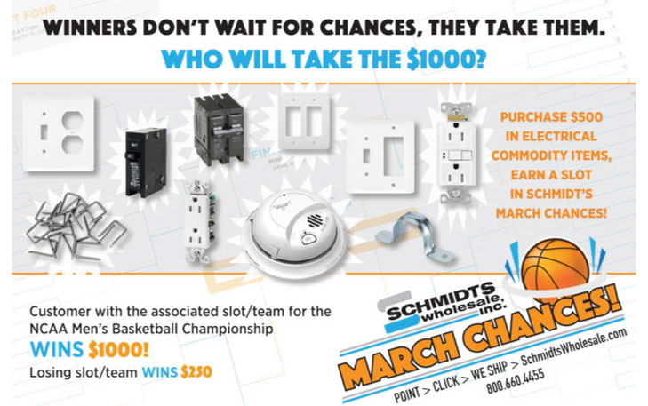 March chances - Electrical