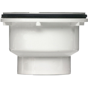 "Oatey 42045 2"" Pvc Shower Drain W/ S.S. strainer For"