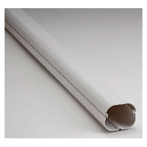 "SLIMDUCT 2.75""x78 LENGTH WHITE SD-77-W"