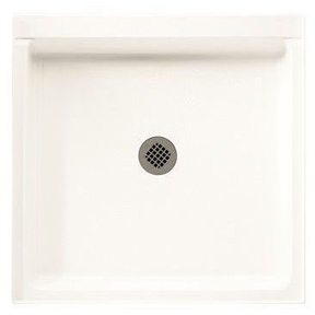 SWAN R-3232 WHITE 32X32 SHOWER BASE