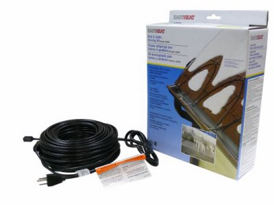 60' CABLE LENGTH ROOF DE-ICER KIT 300 WATTS 120V 2.5AMPS