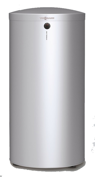 VITOCELL EVIA160 42gal SS INDIRECT WATER HEATER W/T&P