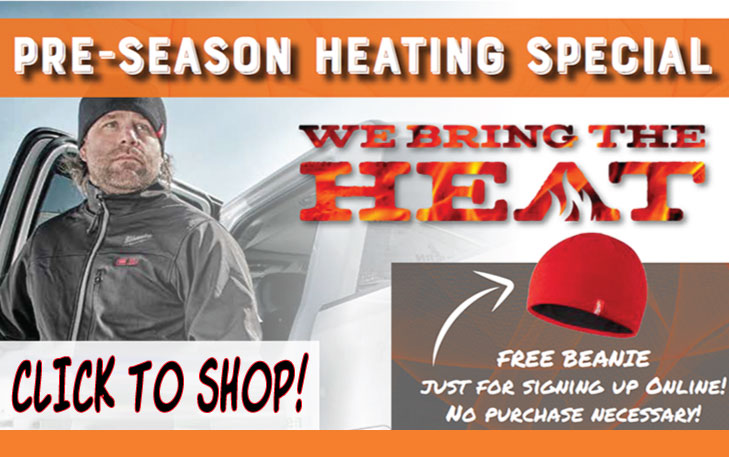 Pre-Season Heating Special