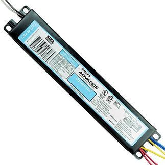2 LAMP 8' T8 120/277V BALLAST ELECTRONIC IOP-2P59-N
